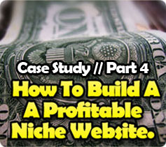 Niche Case Study Part 4