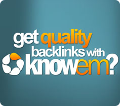 Get Quality Backlinks with Knowem