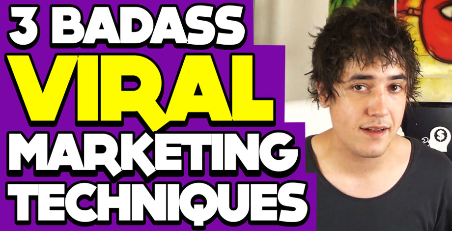 3 Easy To Implement Viral Marketing Techniques