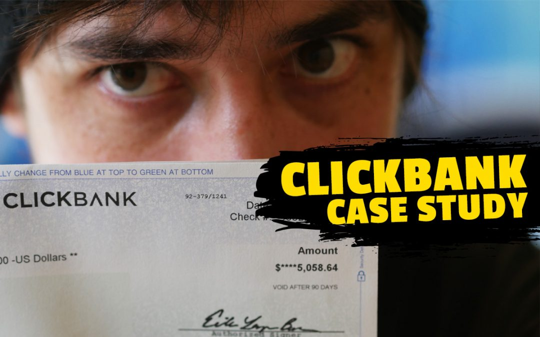 How to Make Money with Clickbank ($100/Day Case Study)