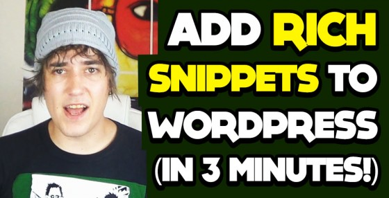 How To Add Eye Catching Rich Snippets To WordPress