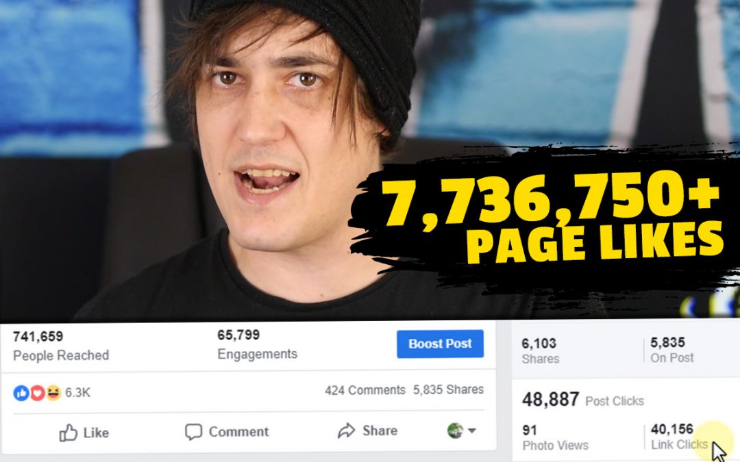 How I Got 7,736,650+ Hyper-Targeted Facebook Page Likes